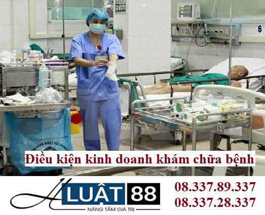 Điều kiện cơ sở khám chữa bệnh tại nghệ an