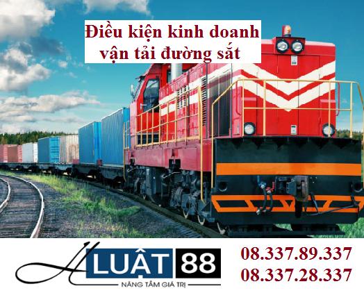 Điều kiện kinh doanh vận tải đường sắt nghệ an
