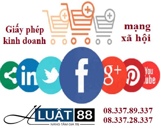 Giấy phép kinh doanh mạng xã hội tại nghệ an