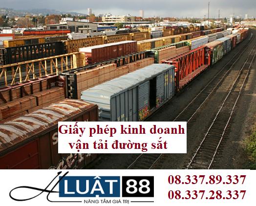 Giấy phép kinh doanh vận tải đường sắt tại nghệ an