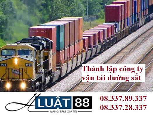 Thành lập công ty vận tải đường sắt tại nghệ an